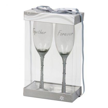 Champagneglas Together Forever - 2-pack