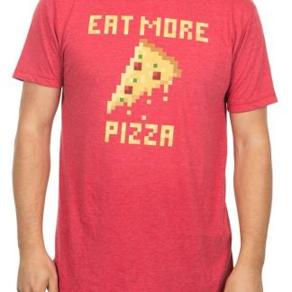 Eat More Pizza T-shirt