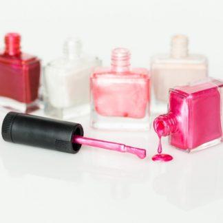 Förlängningsbar pensel till nagellack
