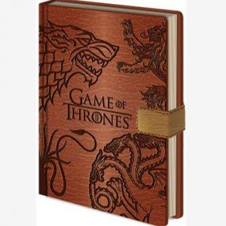 Game Of Thrones Anteckningsbok Sigiller
