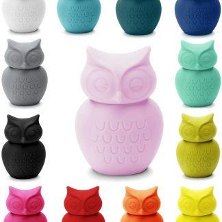 Mr Uggly, dekoration eller sparbössa - KG Design (Ljus rosa)