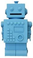 Robert the Robot, dekoration eller sparbössa - KG Design (Blå)