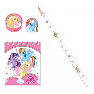 Skolstart Set My Little Pony Rainbow