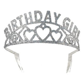 Tiara Birthday Girl - One size