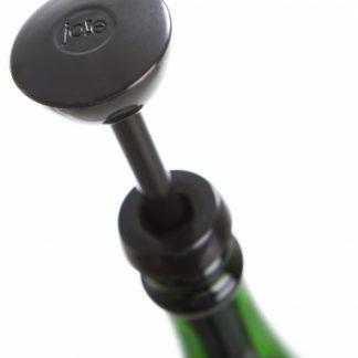 Vakumkork till vinflaskan (Vinröd)