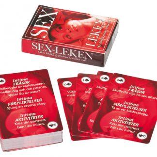 Sex-Leken, Spel