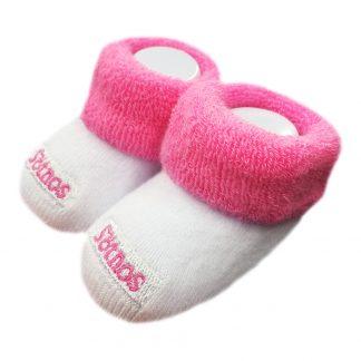 Baby Socks - Sötnos Rosa