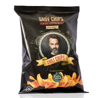 Chili Chips (vindstyrka 8) - Chili Klaus