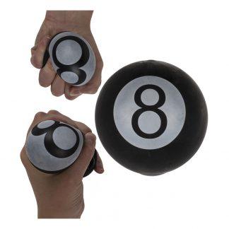 Stressboll Biljardkula - 1-pack