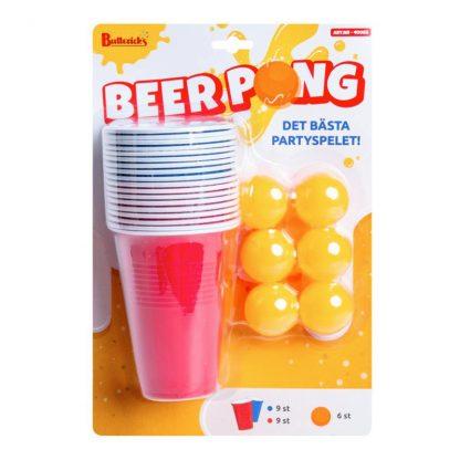 Beer Pong-set