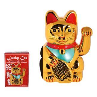 Orientalisk Vinkande Katt