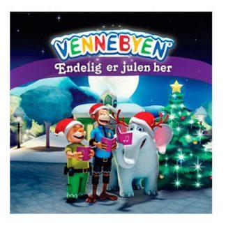 CD Endelig er Julen Her