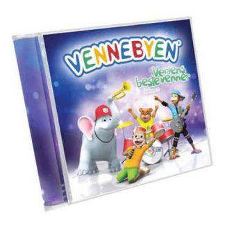 CD Verdens Beste Venner Volume 2