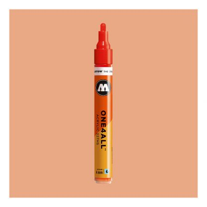 Akrylpenna Molotow 227HS - Peach Pastell