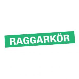 Bildekal Raggarkör