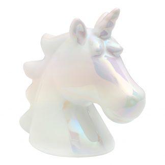 Sparbössa Unicorn Huvud