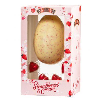 Baileys Chokladägg Strawberry - 205 gram
