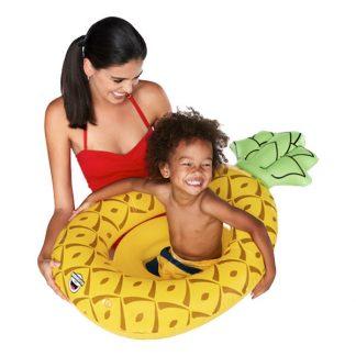Ananas Badring för Barn