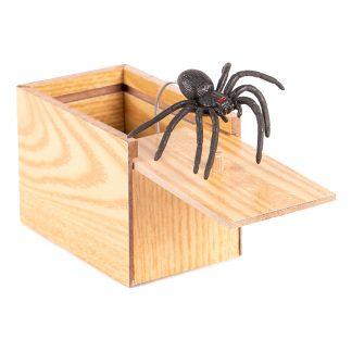 Spindel i Låda