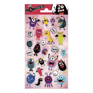 Stickers Monsters