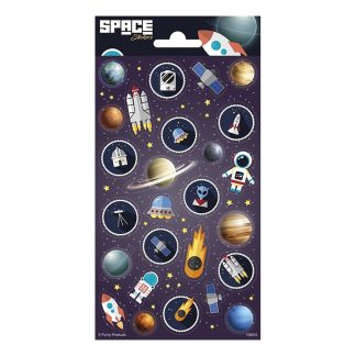 Stickers Space
