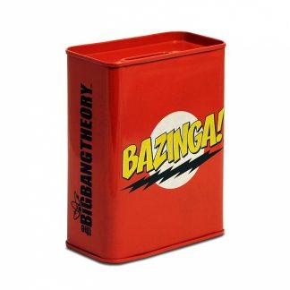 Big Bang Theory Bazinga Sparbössa