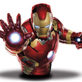 Iron Man Sparbössa