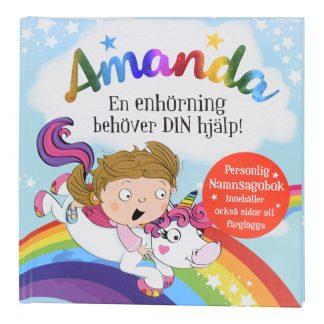 Personlig Sagobok - Amanda