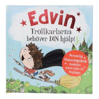 Personlig Sagobok - Edvin