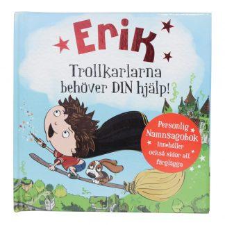 Personlig Sagobok - Erik
