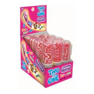 Two To One Godis Twister - 25 gram