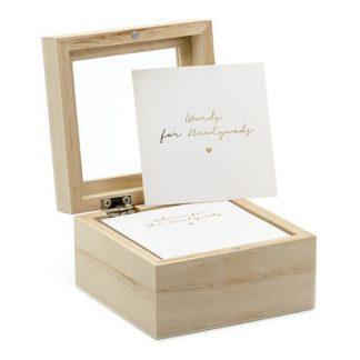 Box För Bröllopsråd